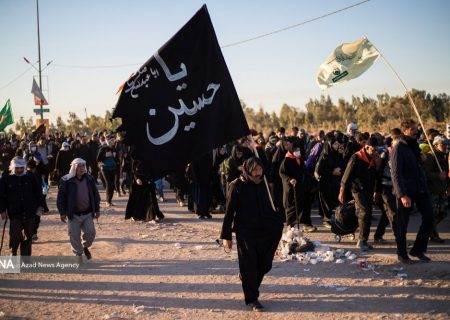 تمدن نوین اسلامی با تکیه بر حرکت عظیم اربعین ممکن میشود