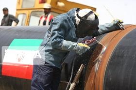 افتتاح دو خط لوله سراسری انتقال گاز با حضور رییسجمهوری