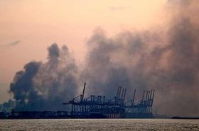 انفجار مهیب بیروت سد مقاومتی بازارها را شکست