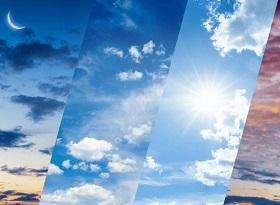 افزایش دما تا ۶ درجه در شمال و شرق کشور/ادامه آلودگی هوا در شهرهای صنعتی