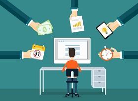 دورکاری کارکنان مشروط به فراهم بودن زیرساختها