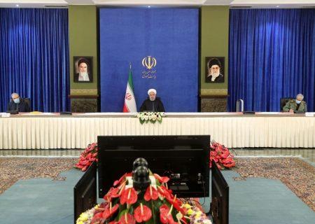 روحانی: آمریکا ناچار خواهد بود تحریمهای ظالمانه را کنار بگذارد