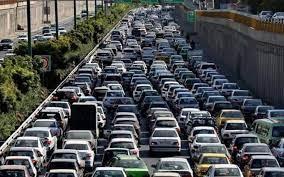 ترافیک «سنگین» در۶ معبر بزرگراهی در پایتخت